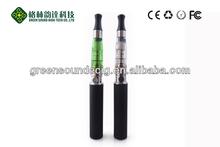 Ego Zipper Case Ego Twist E Cigarette Green Sound Wholesale Ego Twist E-Cig Kit