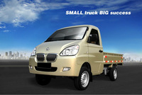 LHD & RHD mini truck gOne-T03 gasoline engine 45kw/62hp 4 cylinders 998ml displacement payload 1000kg single cabin 2 seats