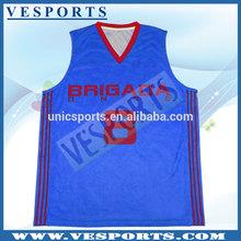 USA Team Pofessional Basketball Uniform With Team Logo