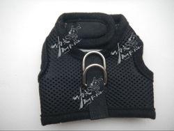 Original Black Harness for dog.pet product
