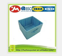 foldable storage bin,fabric storage box,collapsible storage with fabric covered