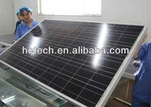 240W Poly Solar Panel/Modules