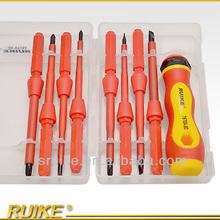 Insulated screwdrivers 1000v, screwdriver bit professional, precision screwdriver set adb11