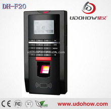 Network TCP/IP interface 500users fingerprint access controller (DH-F20)