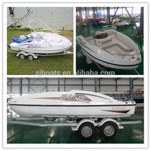 SANJ SJFZ16 Combined Boat--for SANJ, YAMAHA,SEADOO jet ski, with CE