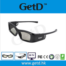 Rechargeable Lunettes 3d actives for Brand 3D TVs,Hot Selling