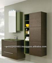 Teak veneer Bathrooms furnitures