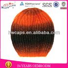 100% Acrylic Custom High Quality Colorful Knitting Prayer Caps