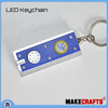 LK-Aa(297) ECO-friendly anti-bacterial led car keychain with customized logo custom keychain