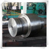 Gear shaft forging heavy forged step forging shaft step shaft for hot sale