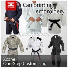 Aikido Uniform/100% Cotton Hapkido Uniform/Karate Uniform/Judo Uniform
