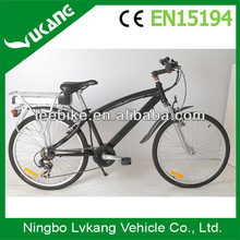 700C super classic Germany electric road bicycle with 36V/10Ah Li-ion Battery and aluminium alloy frame