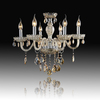 Beautiful Big size DY2101-6 candle light crystal chandelier