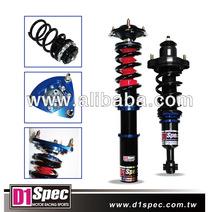 D1 SPEC Suspension System for Toyota, Mazda, Ford, Nissan, Mitsubishi, Suzuki, Honda, Volkswagen
