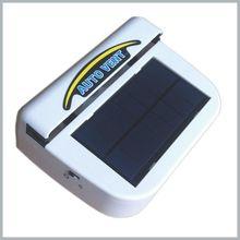 New Solar Power Car Auto Fan Air Vent Portable Car Cooler Car Window Fan