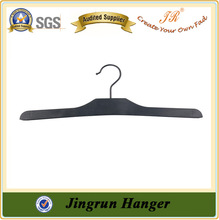 Selling Well Thick Plastic Pants Hanger with Locking Bar