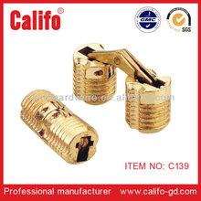 hidden & cylinder hinge & concealed cabinet hinges & cabinet door hinges & concealed hinges for cabinet doors C139