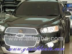 CHEVROLET Captiva Chrome Front Grille Jaguar style 2pcs