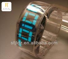 2014 Bracelet LED Wrist Watch Led Watch Watch Shape Wall Clock