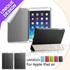 smart cover for iPad leather case, original design, strong protect