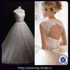 41021 Hot sale latest Designer Lace Jacket Ball Gown Wedding Dress 2013
