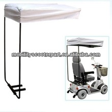 CTM Scooter 4-Wheel Electric Disable Scooter Part Mobility Scooter Sunshade SS-02