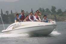 High quality High speed 4 Stroke watercraft