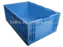Foldable Plastic Crate 100% virgin hdpe Foldable Plastic Crate 550*365*210mm