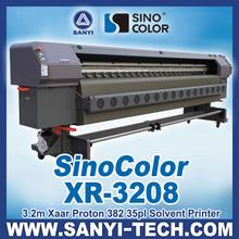 Xaar Printer Solvent, XR-3208, With XAAR Proton 382 Heads