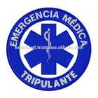 Emergency Service Emblem   Car Emblem   Medical Service Patch
