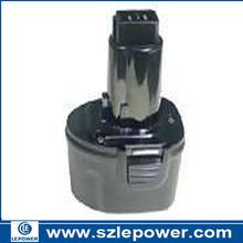 7.2V 2.0Ah power tool NI-CD battery for Dewalt DE9057, DE9085