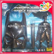 Halloween Party Batman mask,masquerade mask with mini glow batman