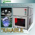 3d sub- superfície de cristal da gravura do laser da máquina, mini 3d laser máquina de gravura, máquina de desenho do laser de vidro