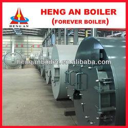 8 ton gas fired steam boiler