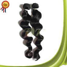 No chemical Shedding free tangle free cheap human virgin brazilian hair meche