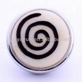 Jóia da forma de metal botão de decoração para colar/anel/pulseira