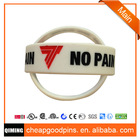 Customized different color silicone Bracelets
