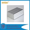 WELDON sheet metal aluminium project box enclosure case