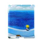 Latest Custom Print Hard Plastic Back Case for iPad 5 Cover