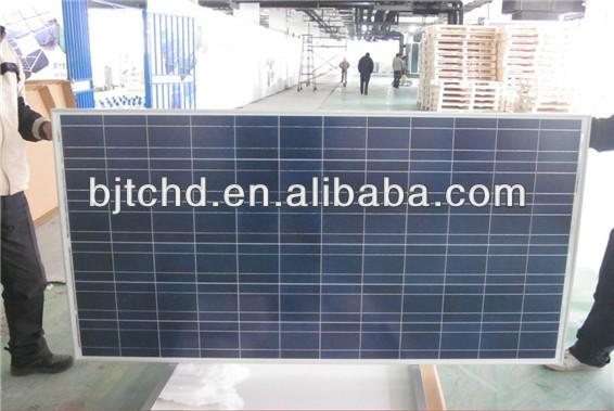 high quality solar panel system 300W polysilicon solar panel