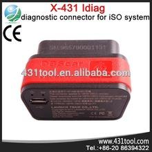 Hot sale X-431 Idiag Andrews Pad vehicle diagnostics tool workshop equipment