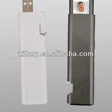 New Arrival Rechargable Cigarette USB Lighter