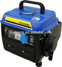 650w gasoline generator/small generator/portable gasoline generator