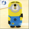 Hot-Seller Despicable Me minions 3d Silicone Soft Case Cover For Samsung