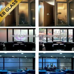 smart glass,PDLC smart glass, switchable glass