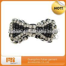 crystal embellishments rhinestone shoe clips for women shoe