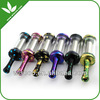 China colorful DCT atomizer pyrex glass tank paypal acceptable