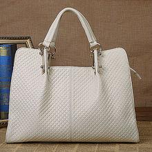 fashion handbag handmade bag real leather fashion ladies bag tote bag EMG2524