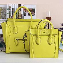 beauty product handbags designer spanish leather handbags popular designer tote bag 3 sizes EMG2527