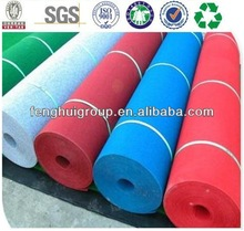 80-600gsm 100% polyester nonwoven fabric roll